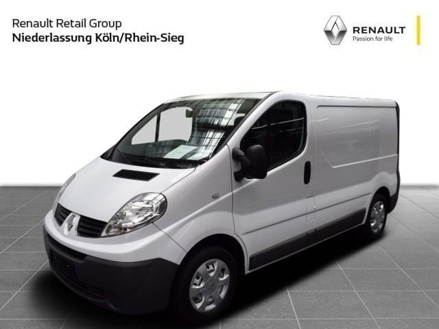 verkauft renault trafic kasten 2 0 dci gebraucht 2013 km in k ln. Black Bedroom Furniture Sets. Home Design Ideas