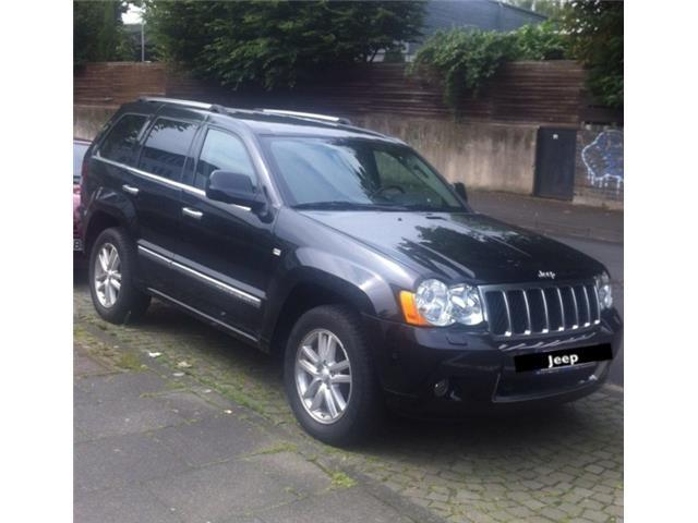 verkauft jeep grand cherokee 3 0 crd a gebraucht 2009 km in erftstadt. Black Bedroom Furniture Sets. Home Design Ideas