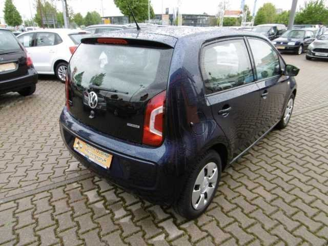 verkauft vw up up 1 0 bmt move gebraucht 2013 km in frankfurt. Black Bedroom Furniture Sets. Home Design Ideas