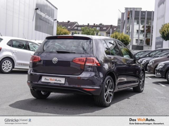 verkauft vw golf vii lounge bmt 1 6 tdi gebraucht 2015. Black Bedroom Furniture Sets. Home Design Ideas