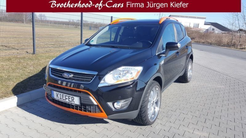 verkauft ford kuga 2 0 tdci 4x4 automa gebraucht 2011. Black Bedroom Furniture Sets. Home Design Ideas