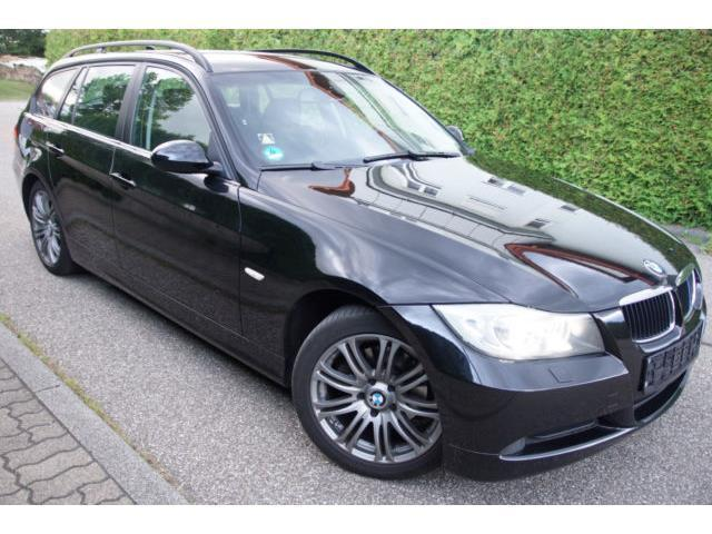 verkauft bmw 320 320 3er kombi d xenon gebraucht 2006 km in karlsbad. Black Bedroom Furniture Sets. Home Design Ideas