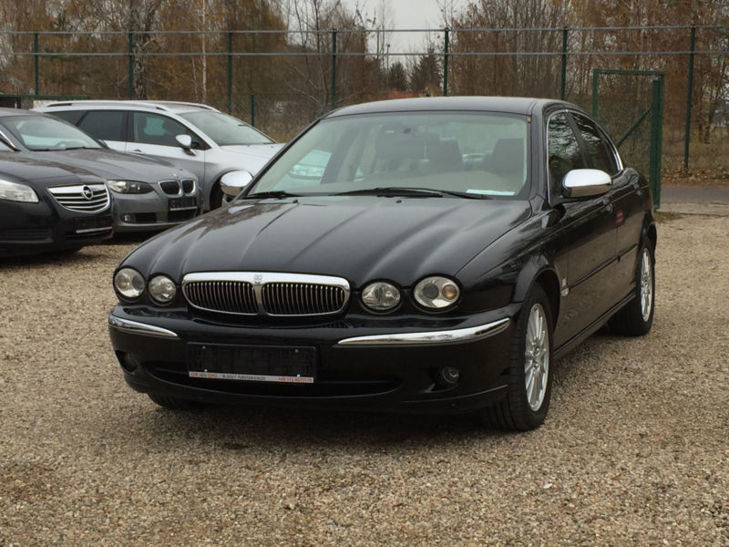 verkauft jaguar x type 2 2 diesel led gebraucht 2006 km in furstenwalde. Black Bedroom Furniture Sets. Home Design Ideas