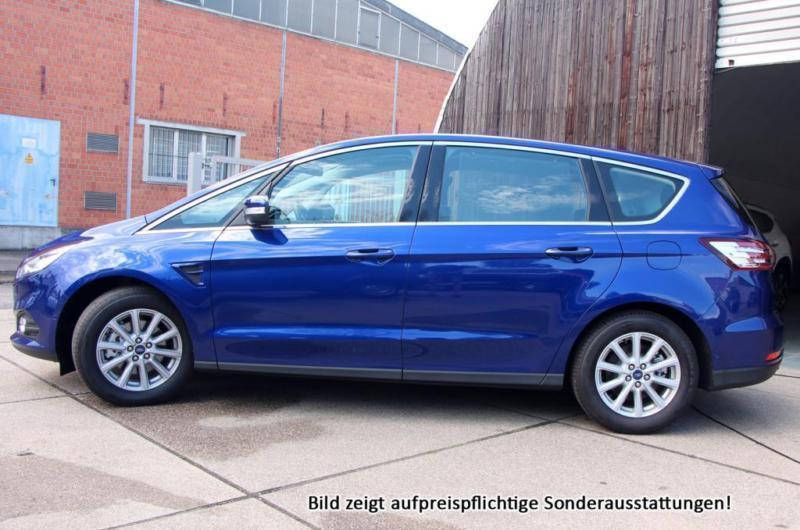verkauft ford s max trend winterpak gebraucht 2017 1 km in bergisch gladbach. Black Bedroom Furniture Sets. Home Design Ideas