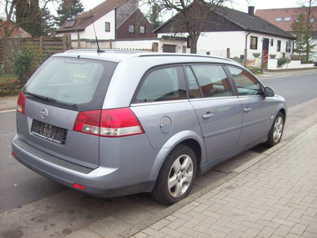 verkauft opel vectra c caravan elegance gebraucht 2004 km in hassloch. Black Bedroom Furniture Sets. Home Design Ideas