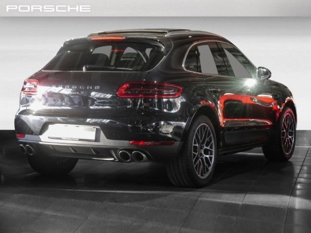 verkauft porsche macan s macan s diesel gebraucht 2014. Black Bedroom Furniture Sets. Home Design Ideas