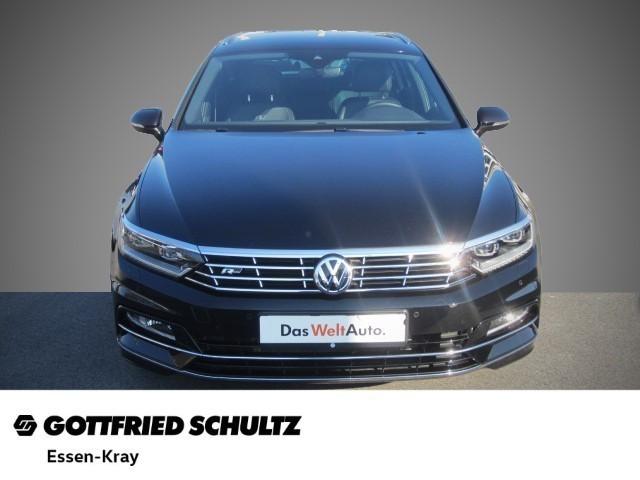 gebraucht VW Passat 2.0 TDI DSG Highline - Leder,Klima,Sitzheizung,Alu