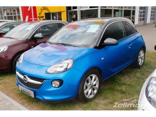 verkauft opel adam jam 1 4 64kw klima gebraucht 2015 km in berlin. Black Bedroom Furniture Sets. Home Design Ideas