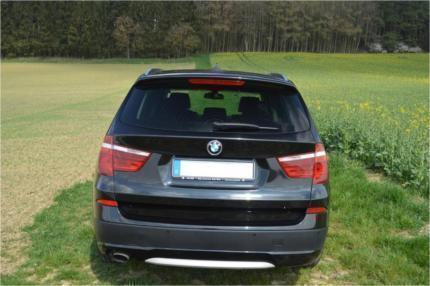 verkauft bmw x3 xdrive20d aut gebraucht 2012 km in hebertshausen. Black Bedroom Furniture Sets. Home Design Ideas