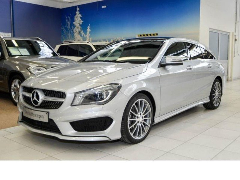 verkauft mercedes cla200 shooting brak gebraucht 2016 km in koblenz. Black Bedroom Furniture Sets. Home Design Ideas