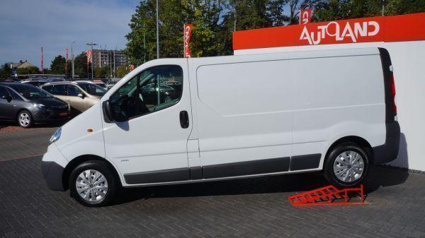 gebraucht Opel Vivaro 2.0 CDTI Kasten L2H1 Klima AHK Radio/CD