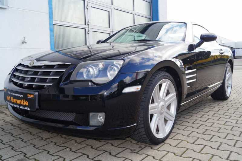 verkauft chrysler crossfire leder shz gebraucht 2005 km in heidenheim. Black Bedroom Furniture Sets. Home Design Ideas