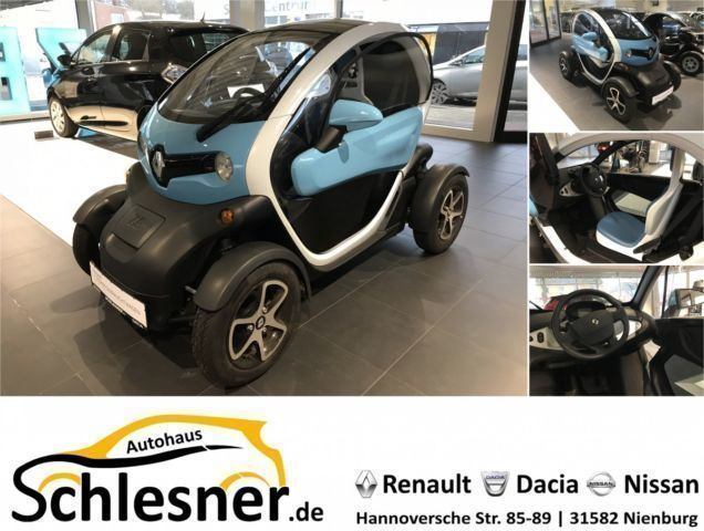 gebraucht twizy 80 spider mit panoramadach und einparkhilf renault twizy 2016 km in. Black Bedroom Furniture Sets. Home Design Ideas