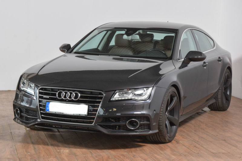 verkauft audi a7 3 0 tdi s line luft a gebraucht 2011 km in hamburg. Black Bedroom Furniture Sets. Home Design Ideas