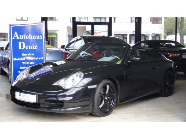 verkauft porsche 996 cabrio aeroki gebraucht 2004 km in meerbusch. Black Bedroom Furniture Sets. Home Design Ideas