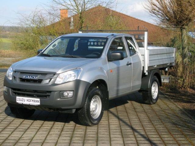verkauft isuzu d max 4x4 space cab 3 s gebraucht 2013. Black Bedroom Furniture Sets. Home Design Ideas