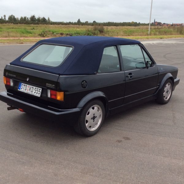 verkauft vw golf cabriolet gebraucht 1991 km in stade. Black Bedroom Furniture Sets. Home Design Ideas