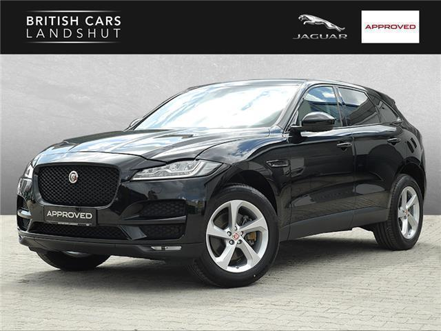 f pace gebrauchte jaguar f pace kaufen 377 g nstige autos zum verkauf. Black Bedroom Furniture Sets. Home Design Ideas