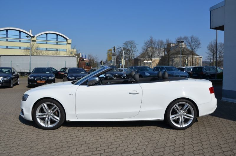 gebraucht audi s5 cabriolet 2011 km in herford autouncle. Black Bedroom Furniture Sets. Home Design Ideas