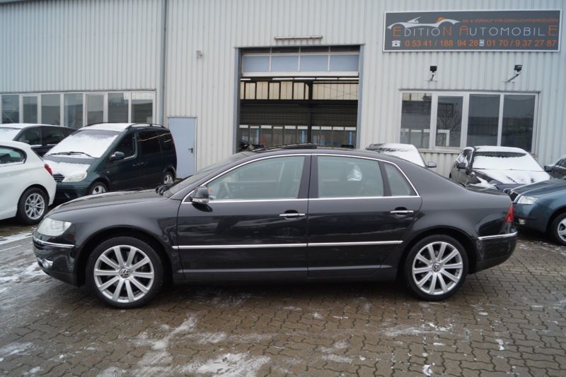 verkauft vw phaeton v6 tdi 4motion vol gebraucht 2010 km in salzgitter. Black Bedroom Furniture Sets. Home Design Ideas