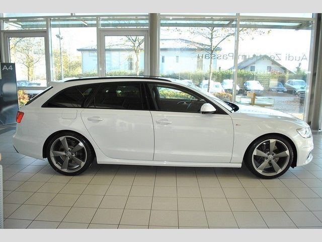 gebraucht avant 3 0 tdi kombi quattro s line standh audi a6 2012 km in. Black Bedroom Furniture Sets. Home Design Ideas