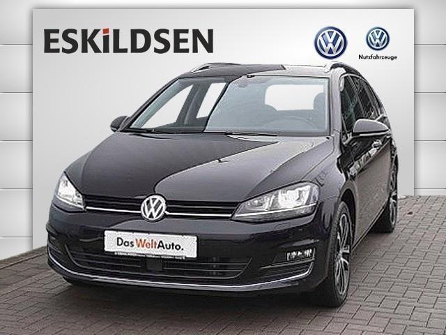 verkauft vw golf vii golf variant loun gebraucht 2016. Black Bedroom Furniture Sets. Home Design Ideas
