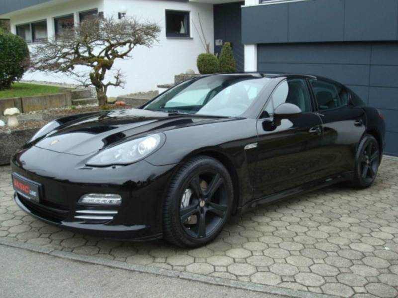 verkauft porsche panamera 4s luftfeder gebraucht 2012. Black Bedroom Furniture Sets. Home Design Ideas