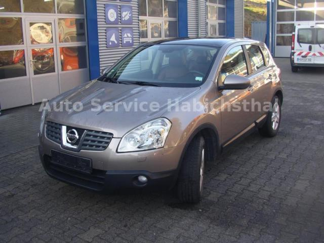 verkauft nissan qashqai 2 0 4 x 4 tekna gebraucht 2007 km in frammersbach. Black Bedroom Furniture Sets. Home Design Ideas