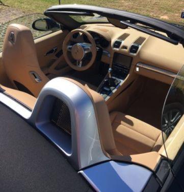 verkauft porsche boxster 981 2 7 pdk gebraucht 2012 km in hamburg. Black Bedroom Furniture Sets. Home Design Ideas