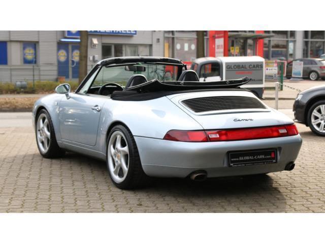 verkauft porsche 993 cabrio turbo sitz gebraucht 1997 km in hamburg. Black Bedroom Furniture Sets. Home Design Ideas