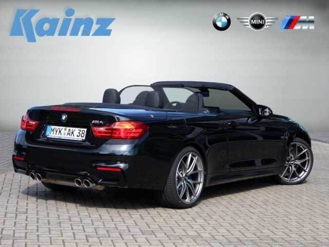 verkauft bmw m4 cabriolet gebraucht 2015 km in. Black Bedroom Furniture Sets. Home Design Ideas