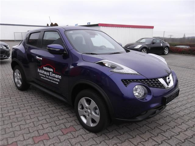 verkauft nissan juke 1 2 dig t n conne gebraucht 2015 4. Black Bedroom Furniture Sets. Home Design Ideas