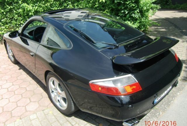 verkauft porsche 996 gebraucht 1998 km in dortmund. Black Bedroom Furniture Sets. Home Design Ideas