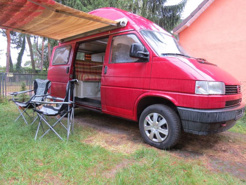 verkauft vw t4 doka gebraucht 1991 km in beeskow autouncle. Black Bedroom Furniture Sets. Home Design Ideas
