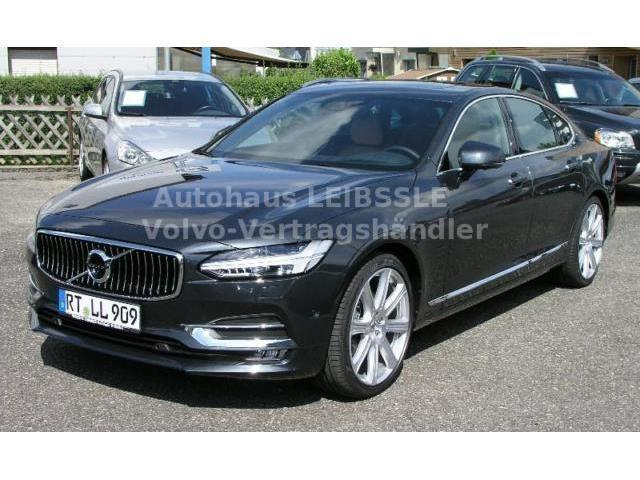 gebraucht d4 inscription automatik volvo s90 2016 km in mannheim. Black Bedroom Furniture Sets. Home Design Ideas