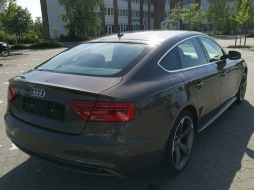 verkauft audi a5 sportback 2 0 tdi 3 s gebraucht 2014. Black Bedroom Furniture Sets. Home Design Ideas