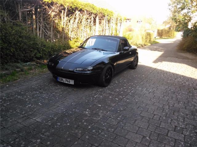 verkauft mazda mx5 gebraucht 1993 km in wesel autouncle. Black Bedroom Furniture Sets. Home Design Ideas