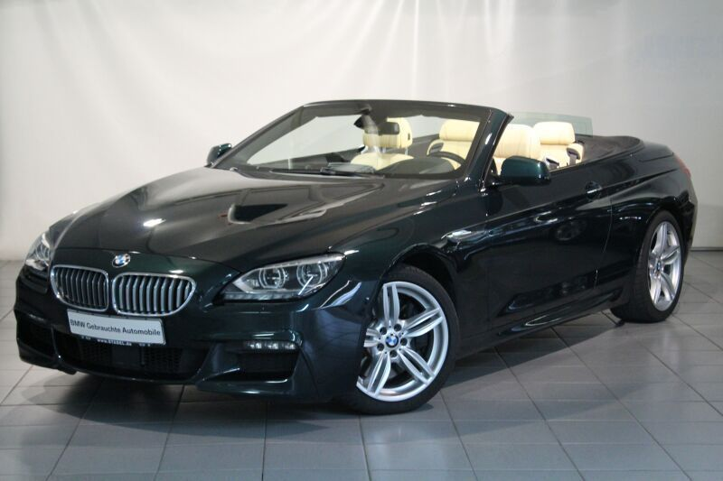 verkauft bmw 650 cabriolet i m sportpa gebraucht 2012 km in heilbronn. Black Bedroom Furniture Sets. Home Design Ideas