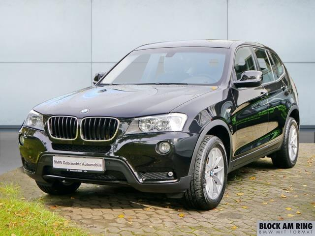 verkauft bmw x3 xdrive20d navi navi p gebraucht 2013. Black Bedroom Furniture Sets. Home Design Ideas