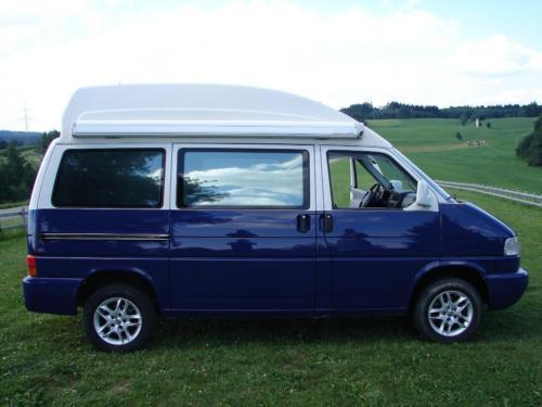 verkauft vw t4 camper bus orginal west gebraucht 1996. Black Bedroom Furniture Sets. Home Design Ideas