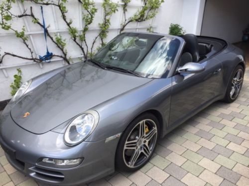 verkauft porsche 997 gebraucht 2005 km in stubenberg. Black Bedroom Furniture Sets. Home Design Ideas