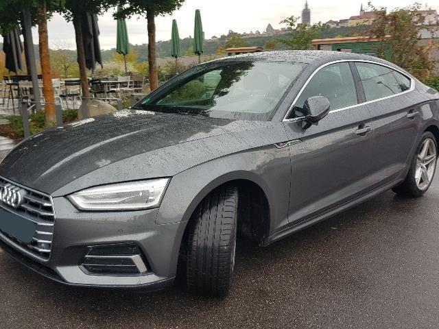 Verkauft Audi A5 Sportback Modell 2019 Gebraucht 2017 18 500 Km