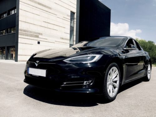verkauft tesla model s 70 autopilot lu gebraucht 2016. Black Bedroom Furniture Sets. Home Design Ideas