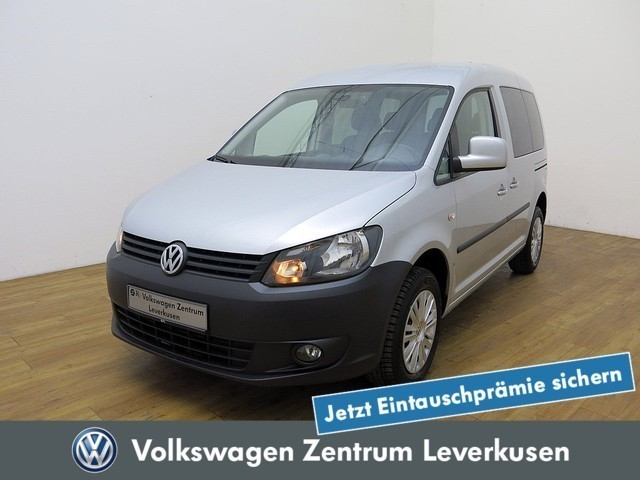 verkauft vw caddy 1 6tdi trendline fl gebraucht 2015 km in leverkusen. Black Bedroom Furniture Sets. Home Design Ideas