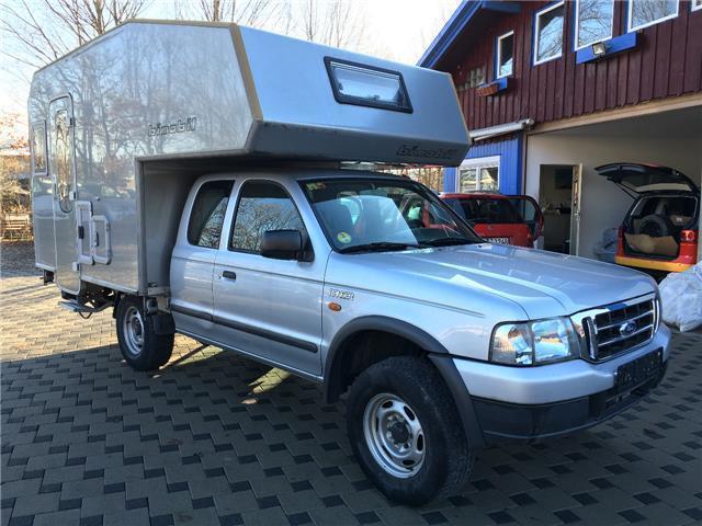 verkauft ford ranger pick up 4x4 bimob gebraucht 2005. Black Bedroom Furniture Sets. Home Design Ideas