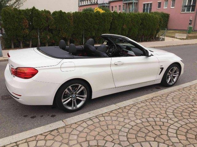 verkauft bmw 428 i cabrio gebraucht 2014 km in unna. Black Bedroom Furniture Sets. Home Design Ideas