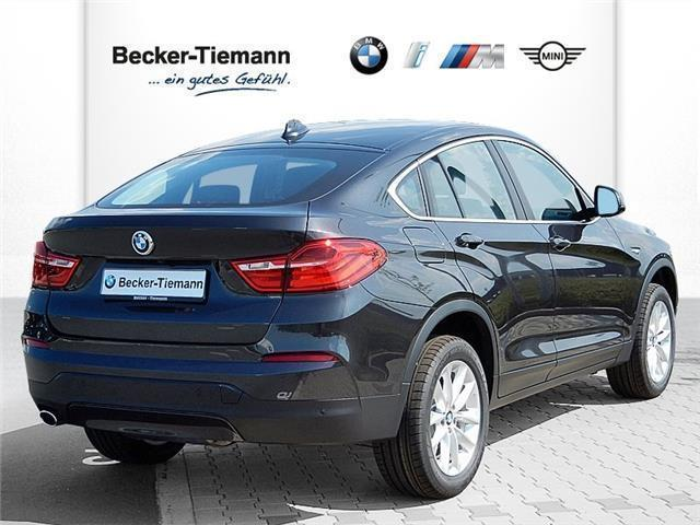 gebraucht xdrive20d bmw x4 2016 km in walsrode autouncle. Black Bedroom Furniture Sets. Home Design Ideas
