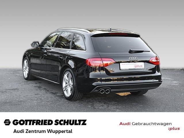 verkauft audi a4 avant 2 0tdi multitro gebraucht 2014 km in wuppertal. Black Bedroom Furniture Sets. Home Design Ideas