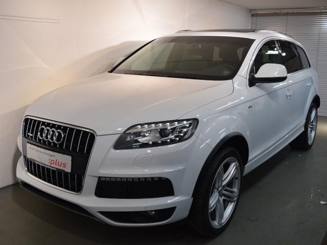 gebraucht Audi Q7 3.0 TDI quattro 2x S-Line*ACC*Pano