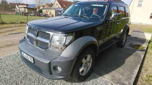 verkauft dodge nitro 2 8 crd dpf se 2w gebraucht 2008 km in nidderau. Black Bedroom Furniture Sets. Home Design Ideas